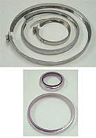 Dome Clamp Rings