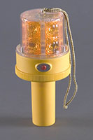 Battery Operated Personal Safety Light with Standard Handle